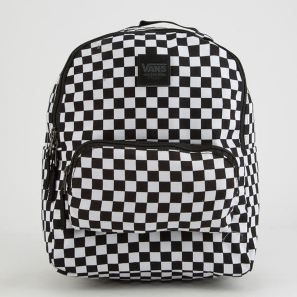 f29d891e VANS Exclusive Checkered Unisex Mini Backpack NWT